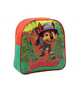 MOCHILA ESCOLAR PAW PATROL JUNGLE