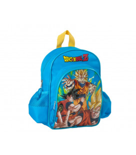 MOCHILA ESCOLAR DRAGON BALL Z