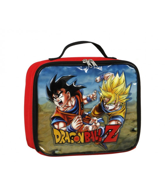 BOLSITO MERIENDA ESCOLAR DRAGON BALL Z