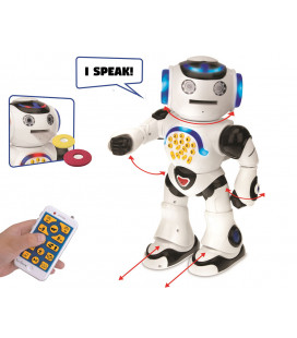 ROBOT EDUCATIVO POWERMAN