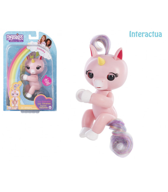 FINGERLINGS MONO BRILLANTE TURQUESA