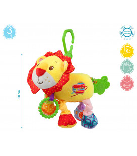 PISCINA HINCHABLE RECTANGULAR 305*183*46 CM AZUL TRANSPARENTE
