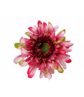 FLOR ARTIFICIAL ROSA COLOR ROSA UNIDAD 8 CM