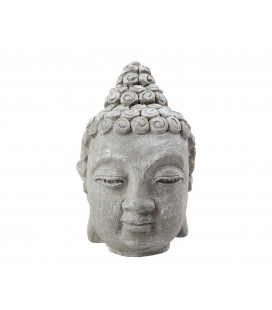 FLOR ARTIFICIAL ROSA COLOR CREMA UNIDAD 11 CM