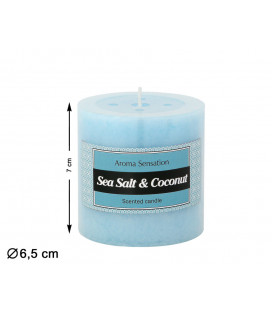 FLOR ARTIFICIAL ROSA COLOR ROSA UNIDAD 11 CM L 75CM