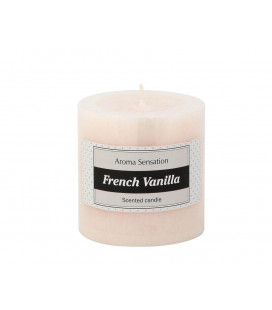 FLOR ARTIFICIAL ROSA COLOR BLANCO UNIDAD 8 CM