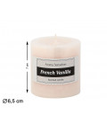 RAMA ARTIFICIAL CON 5 ROSAS COLOR ROJO UNIDAD LARGO 60CM