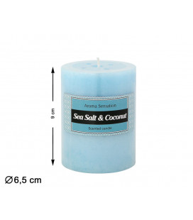 RAMA ARTIFICIAL CON 3 ROSAS COLOR CREMA UNIDAD 8 CM