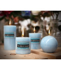 RAMA ARTIFICIAL CON 5 ROSAS COLOR ROSA UNIDAD 6 CM