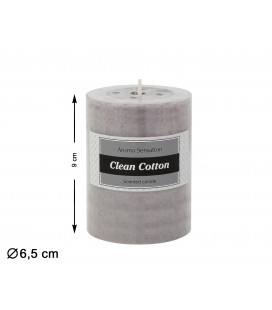 RAMA ARTIFICIAL CON 5 ROSAS COLOR ROJO UNIDAD 8 CM LARGO 60 CM