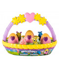 HATCHIMALS CESTA 6 HUEVOS